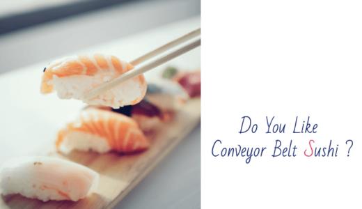 回転寿司チェーン業界をざっくり解説|店舗数、各社の売りや特徴は?