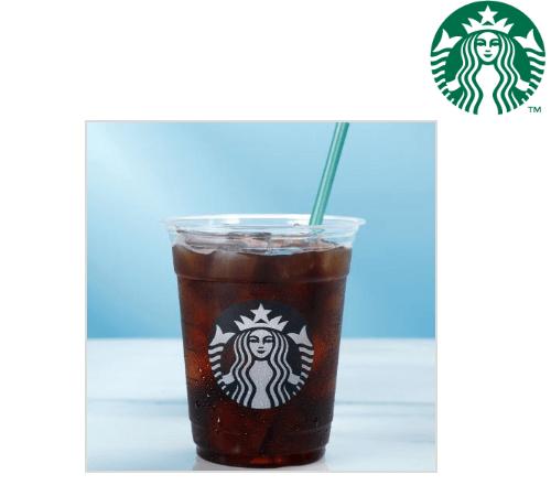 スターバックスのコールドブリューコーヒー